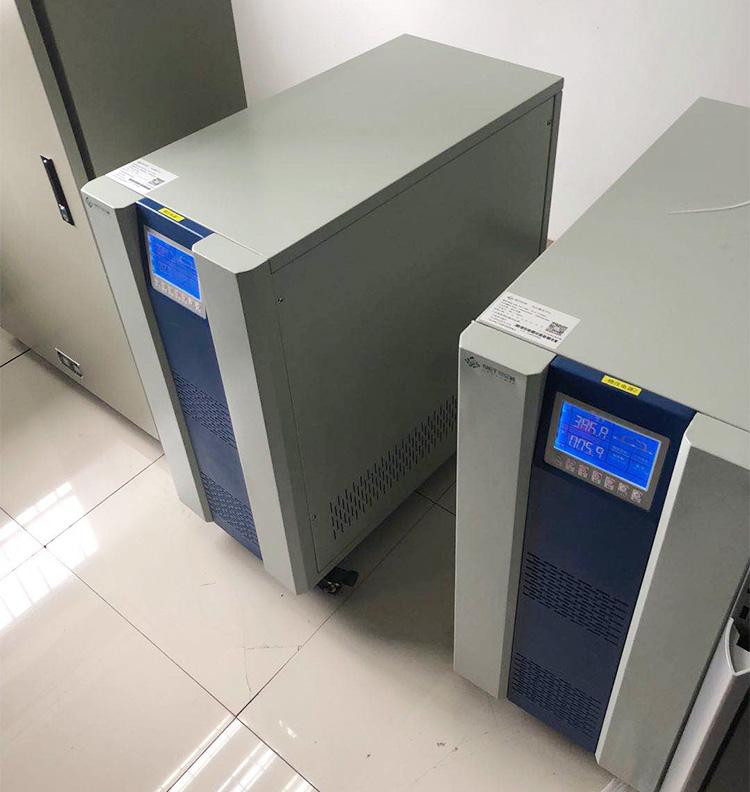 MSZW-50KVA无触点稳压器安装案例