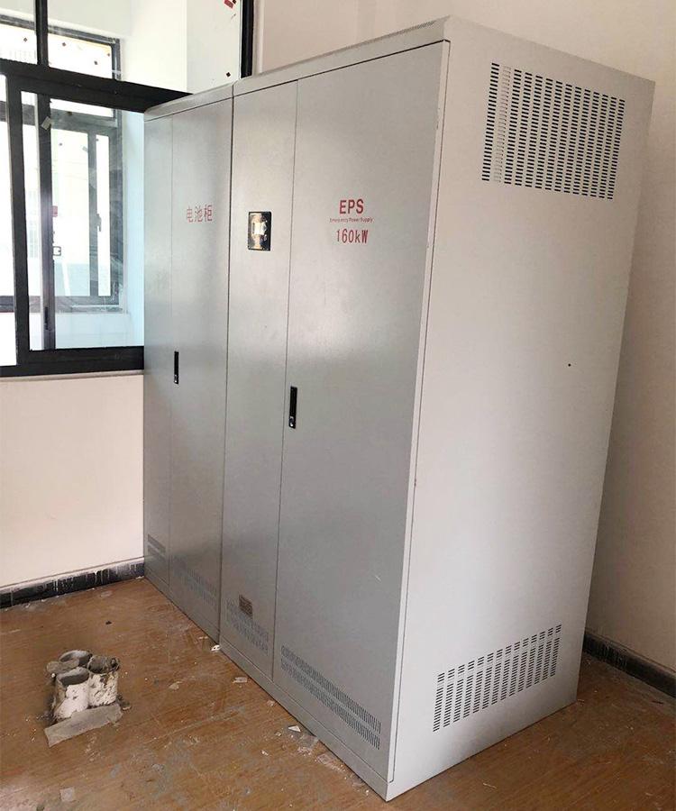 EPS消防应急电源安装现场